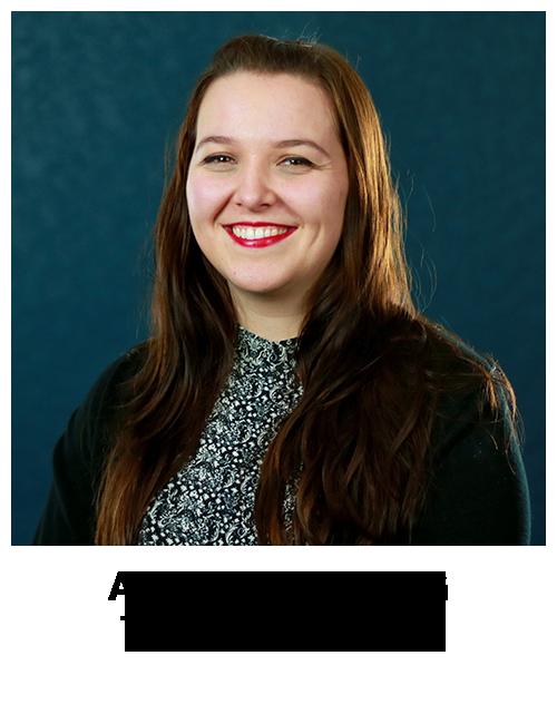 Abby Winteregg Treasury Executive MGE