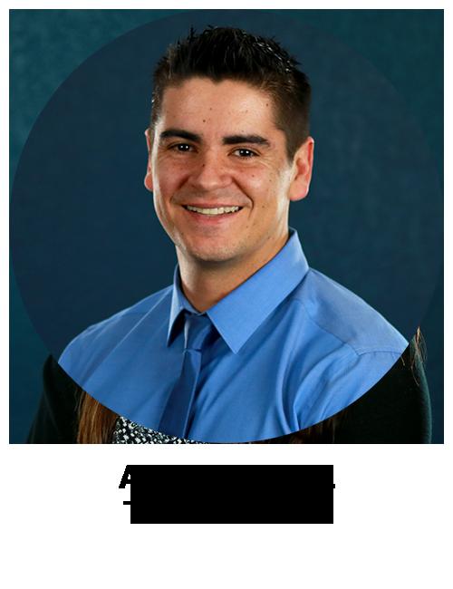 Adam Fuegel Tech Executive MGE