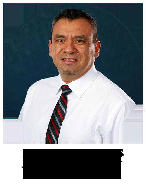 Dionicio Barcenas Application Director of Verification MGE