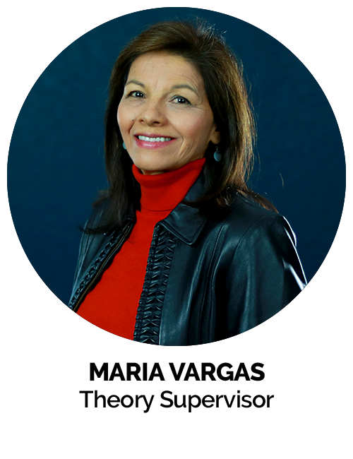 Maria Vargas Theory Supervisor MGE