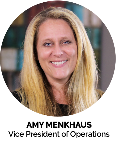 Amy Menkhaus Vice President of Operations MGE